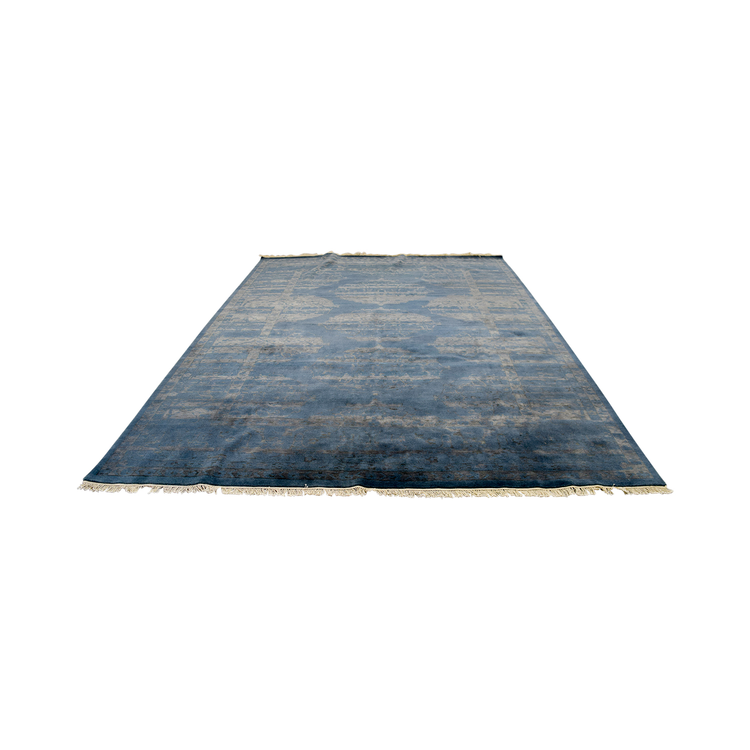buy Room & Board Sivas Blue Rug Room & Board