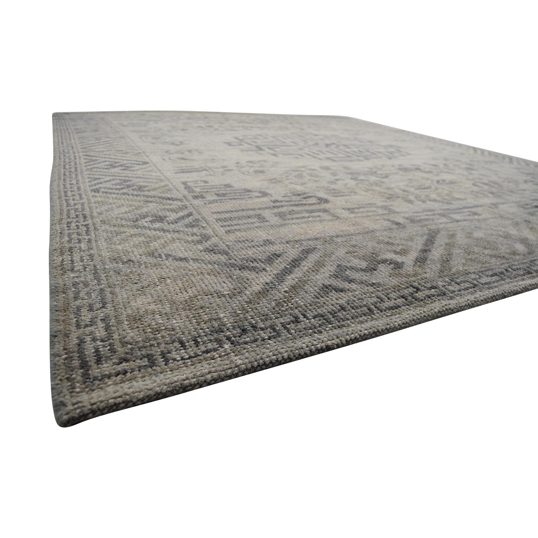 Room & Board Room & Board Amira Grey Rug Decor