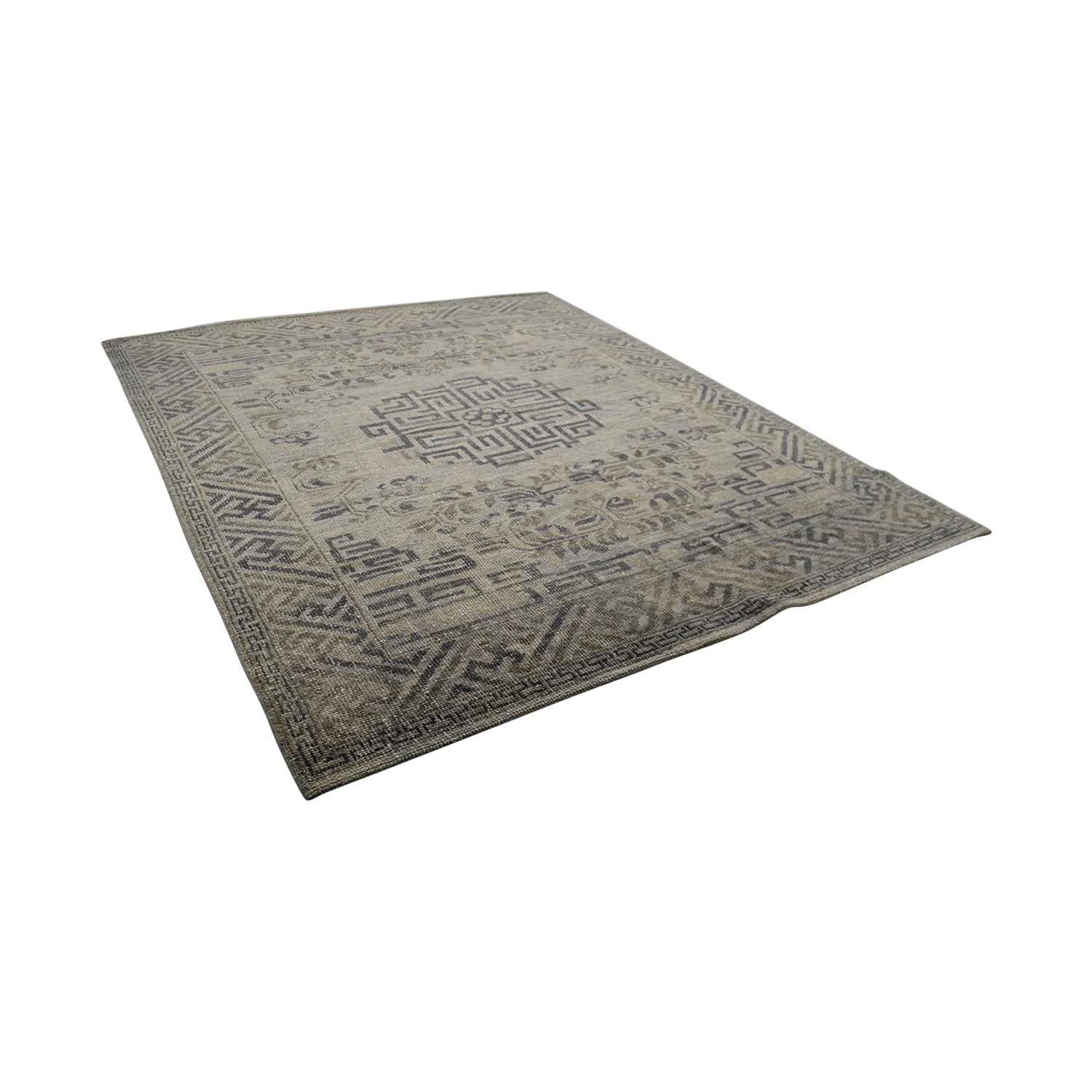 shop Room & Board Room & Board Amira Grey Rug online