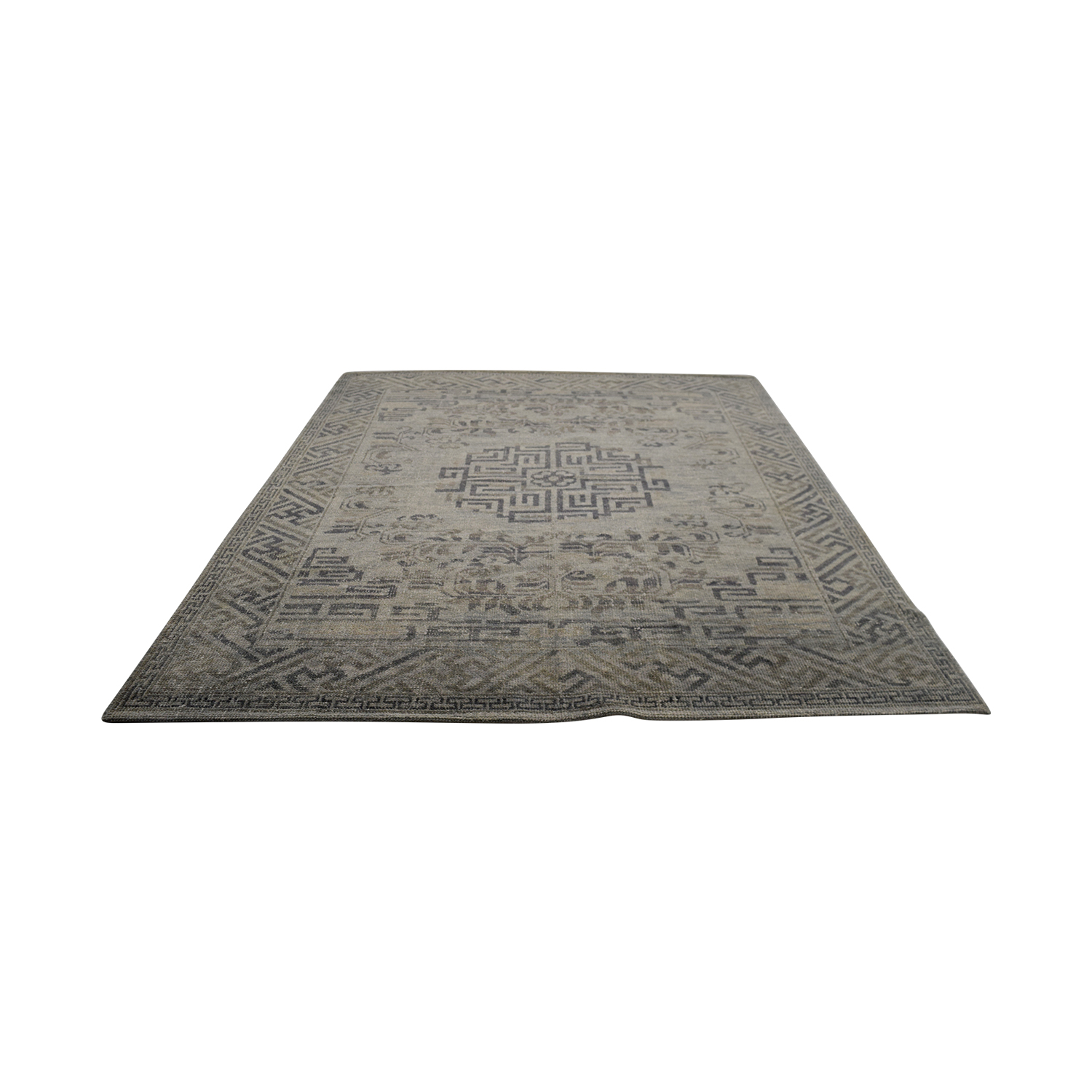 Room & Board Room & Board Amira Grey Rug coupon