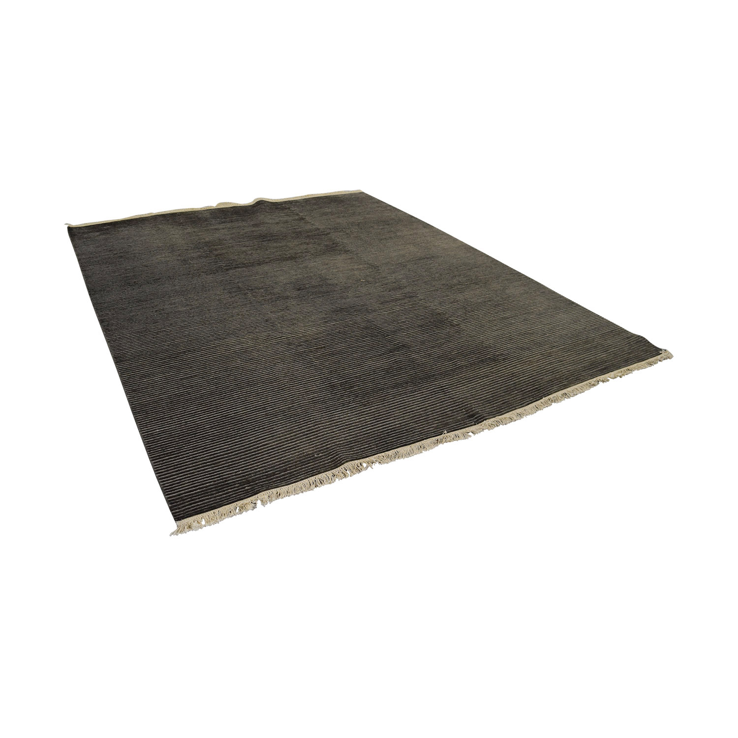 Room & Board Room & Board Talia Charcoal Grey Rug Decor