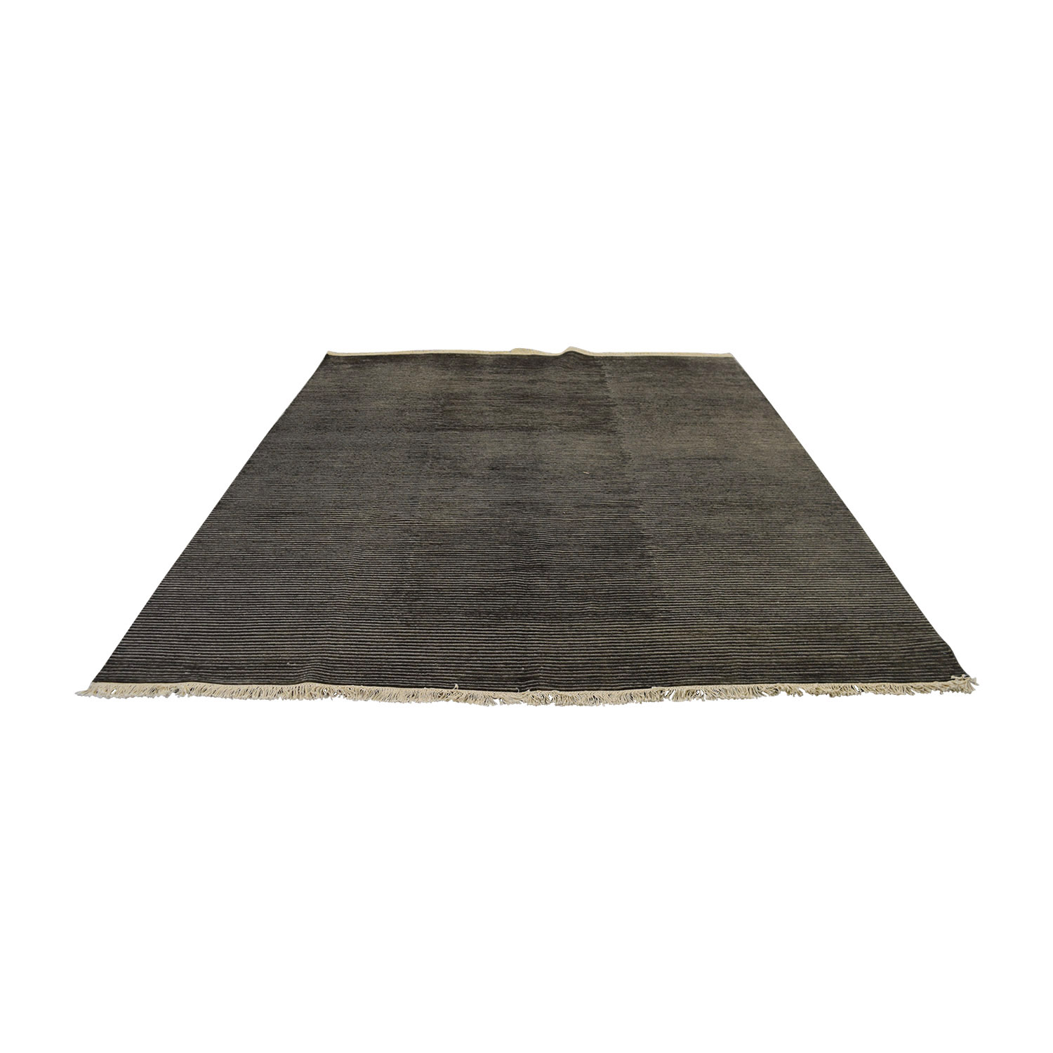 shop Room & Board Talia Charcoal Grey Rug Room & Board Decor