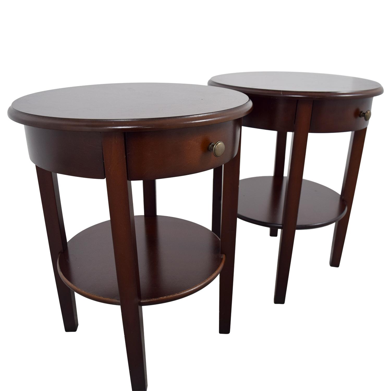 buy IKEA IKEA Circle Nightstands online