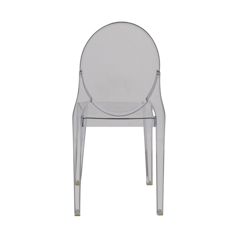 ABC Home ABC Home Kartell Victoria Ghost Chair nj