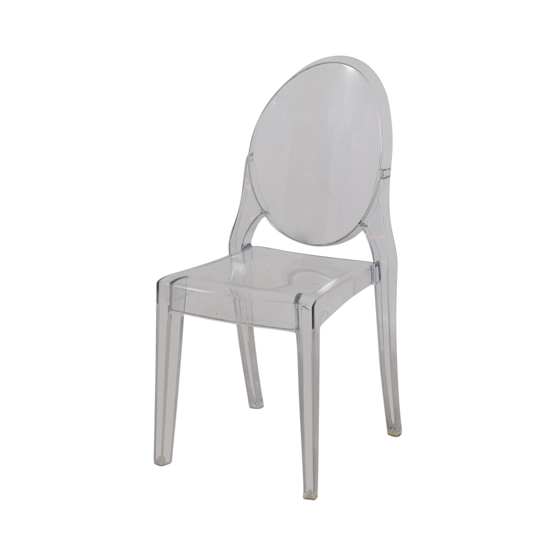 shop ABC Home Kartell Victoria Ghost Chair ABC Home Chairs