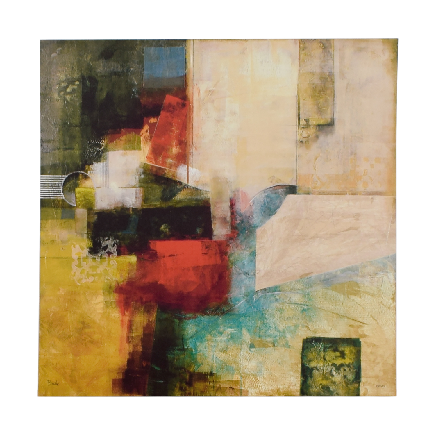 Abstract Wall Art sale