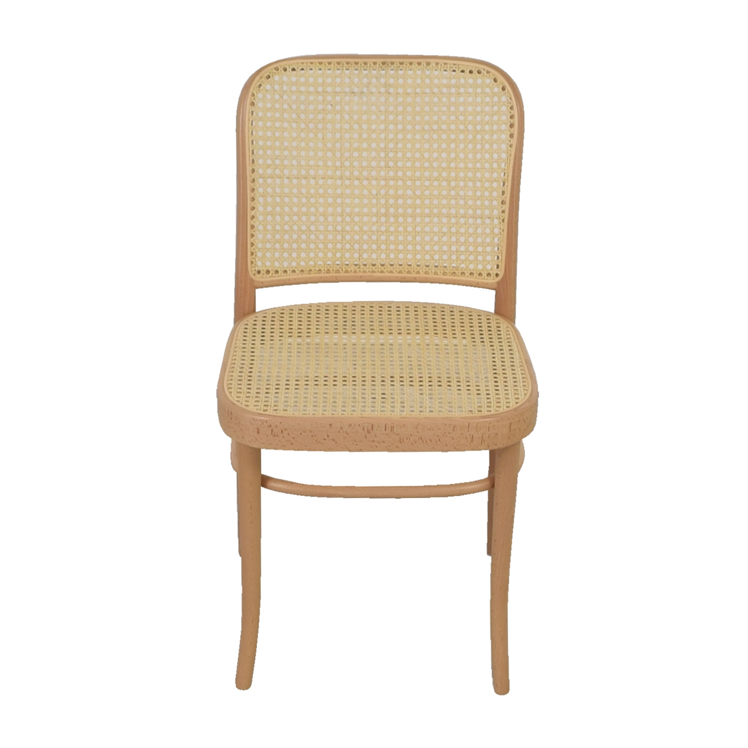 Design Within Reach Design Within Reach Hoffman Natural Side Chair second hand