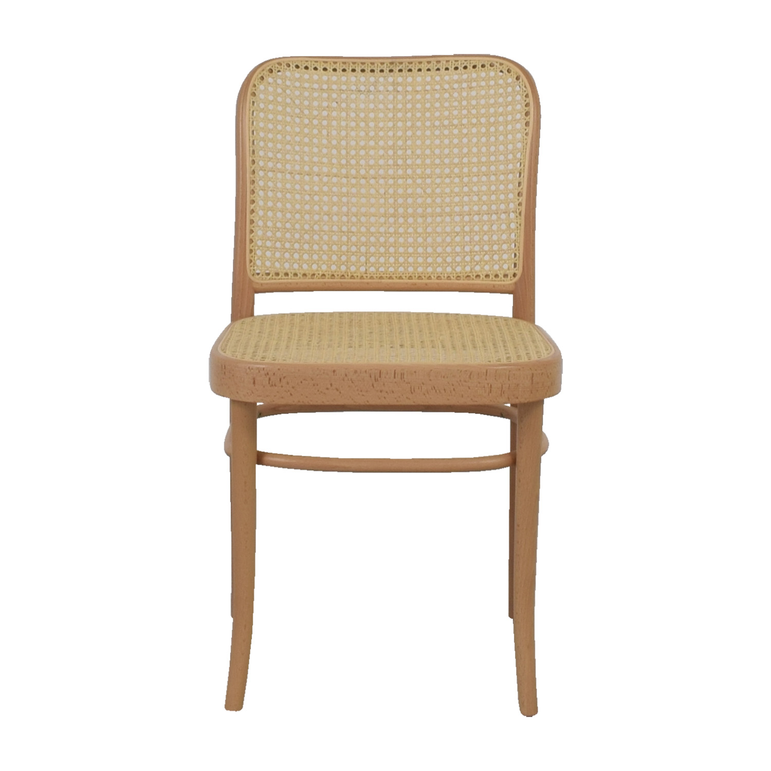 Design Within Reach Design Within Reach Hoffman Natural Side Chair Accent Chairs  sc 1 st  Kaiyo & 79% OFF - Design Within Reach Design Within Reach Hoffman Natural ...