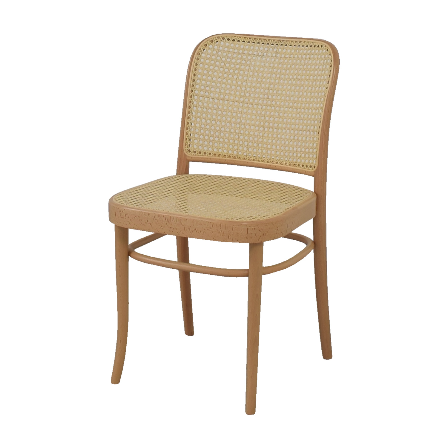 Design Within Reach Design Within Reach Hoffman Natural Side Chair Accent Chairs