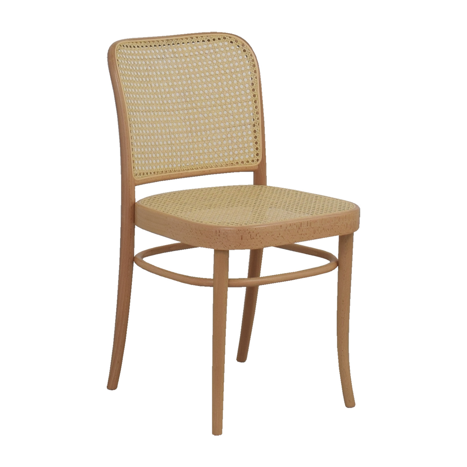 shop Design Within Reach Design Within Reach Hoffman Natural Side Chair online