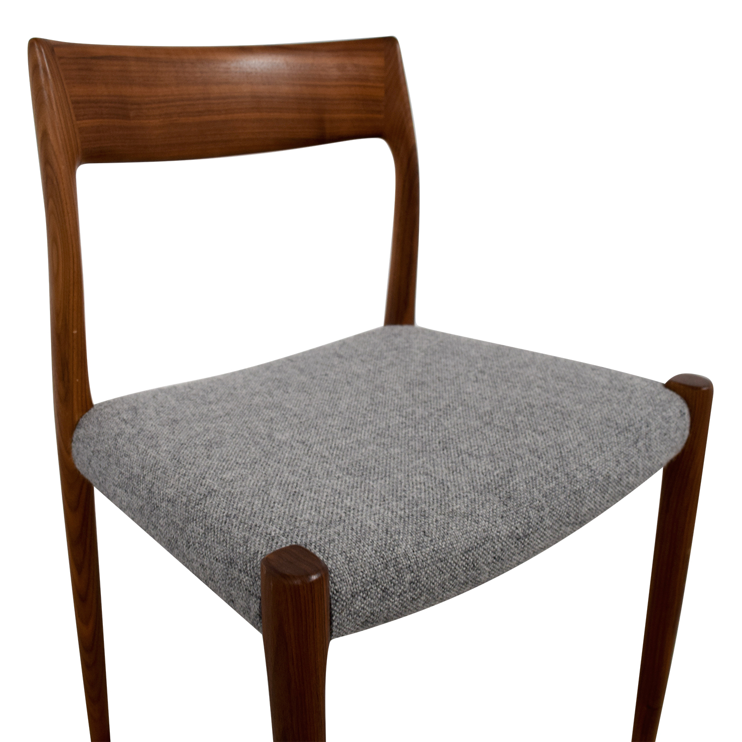 Design Within Reach Møller Hallingdal Grey Side Chair / Accent Chairs