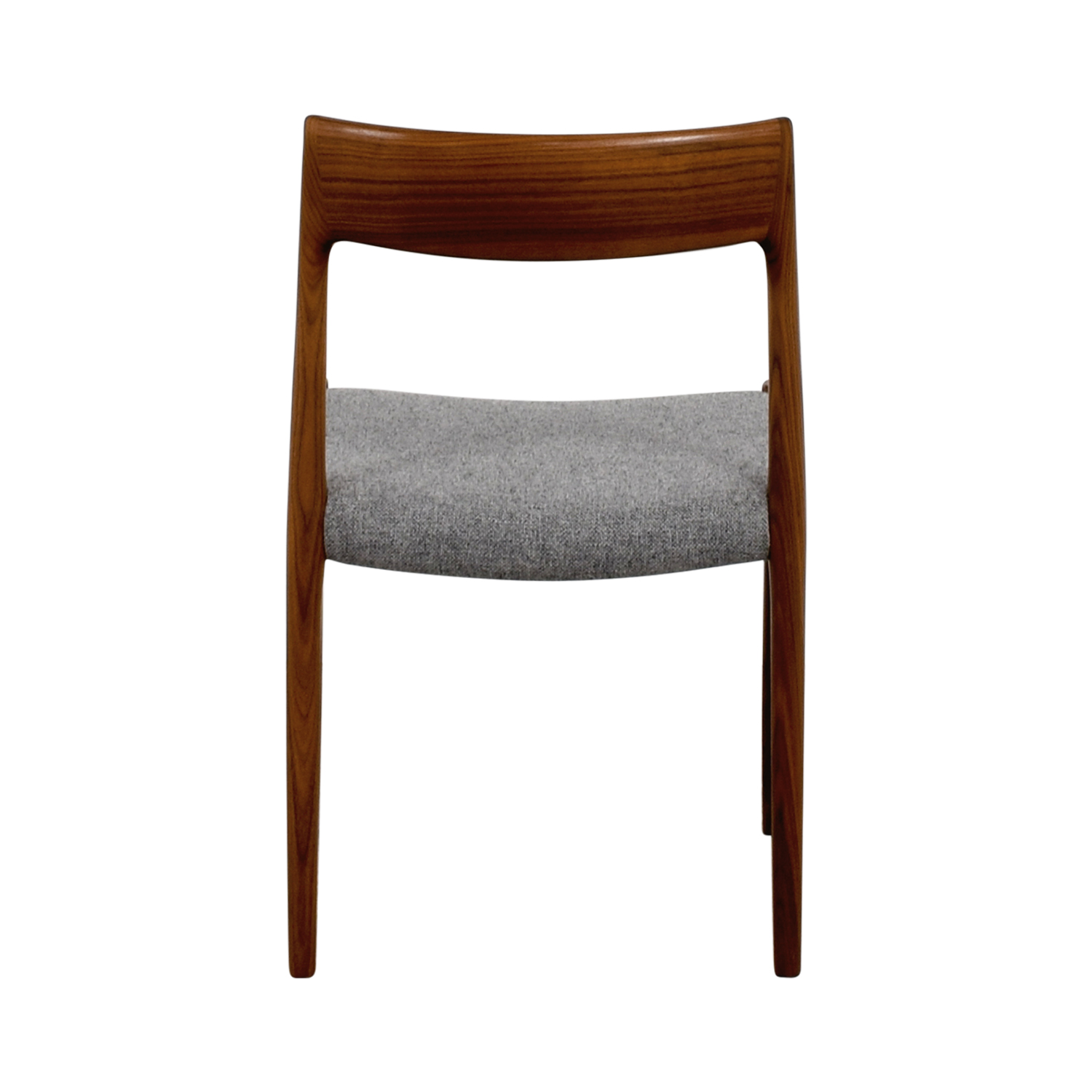 Design Within Reach Møller Hallingdal Grey Side Chair Design Within Reach
