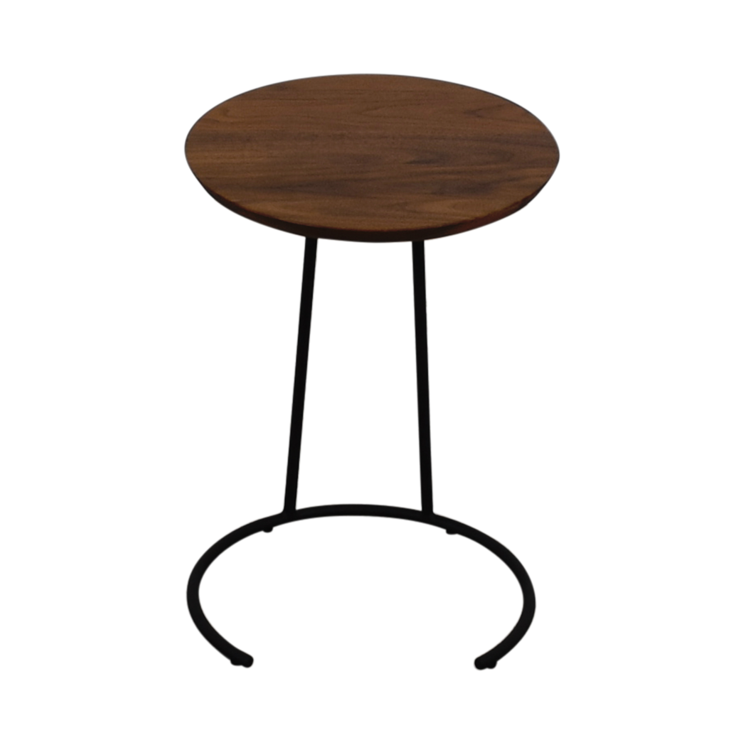 Design Within Reach Design Within Reach Round Side Table End Tables