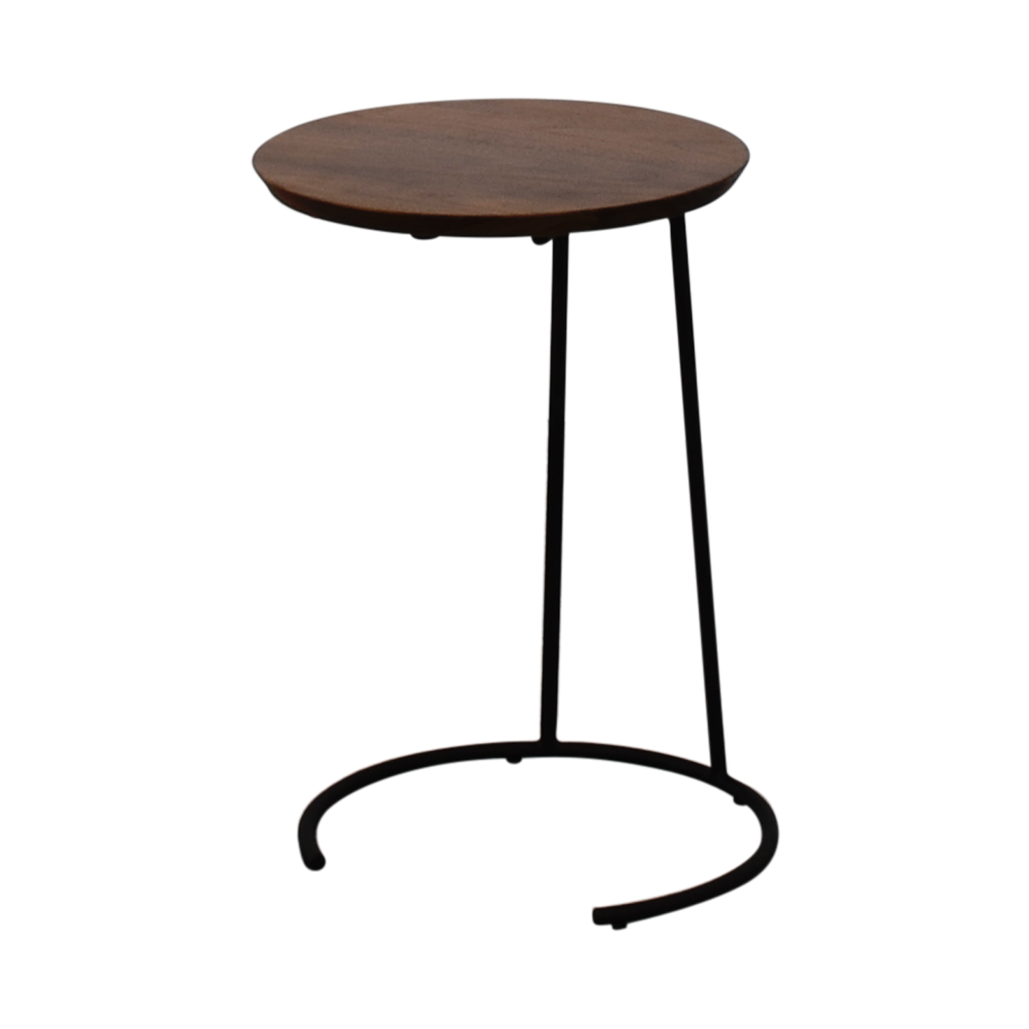 shop Design Within Reach Round Side Table Design Within Reach