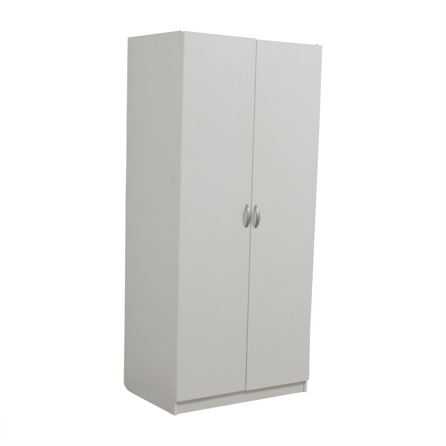 shop Contempo Spaces White Wardrobe Contempo Spaces Wardrobes & Armoires