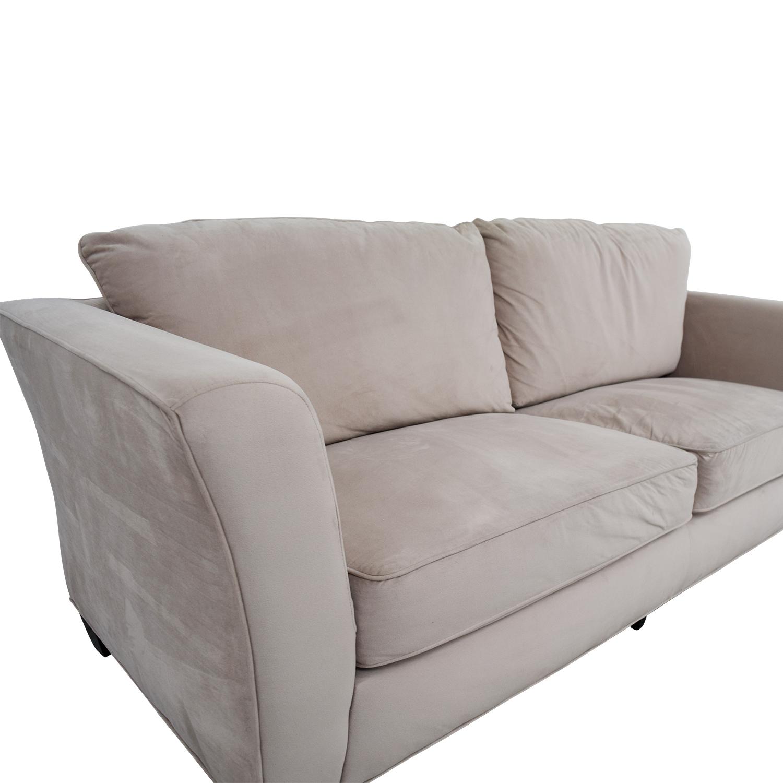 buy Coaster Coaster Contemporary Beige Sofa online