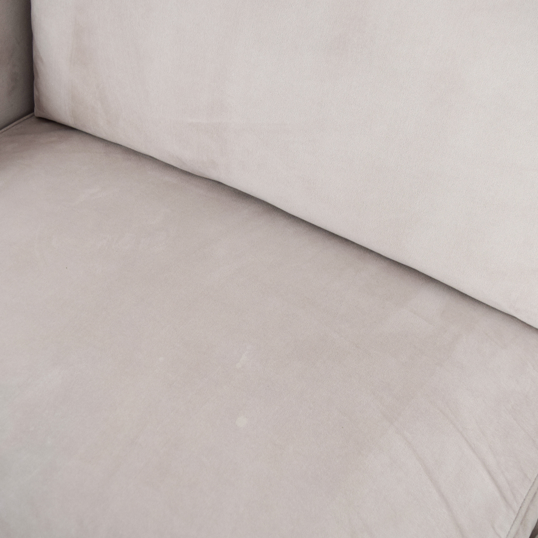 buy Coaster Contemporary Beige Sofa Coaster Classic Sofas