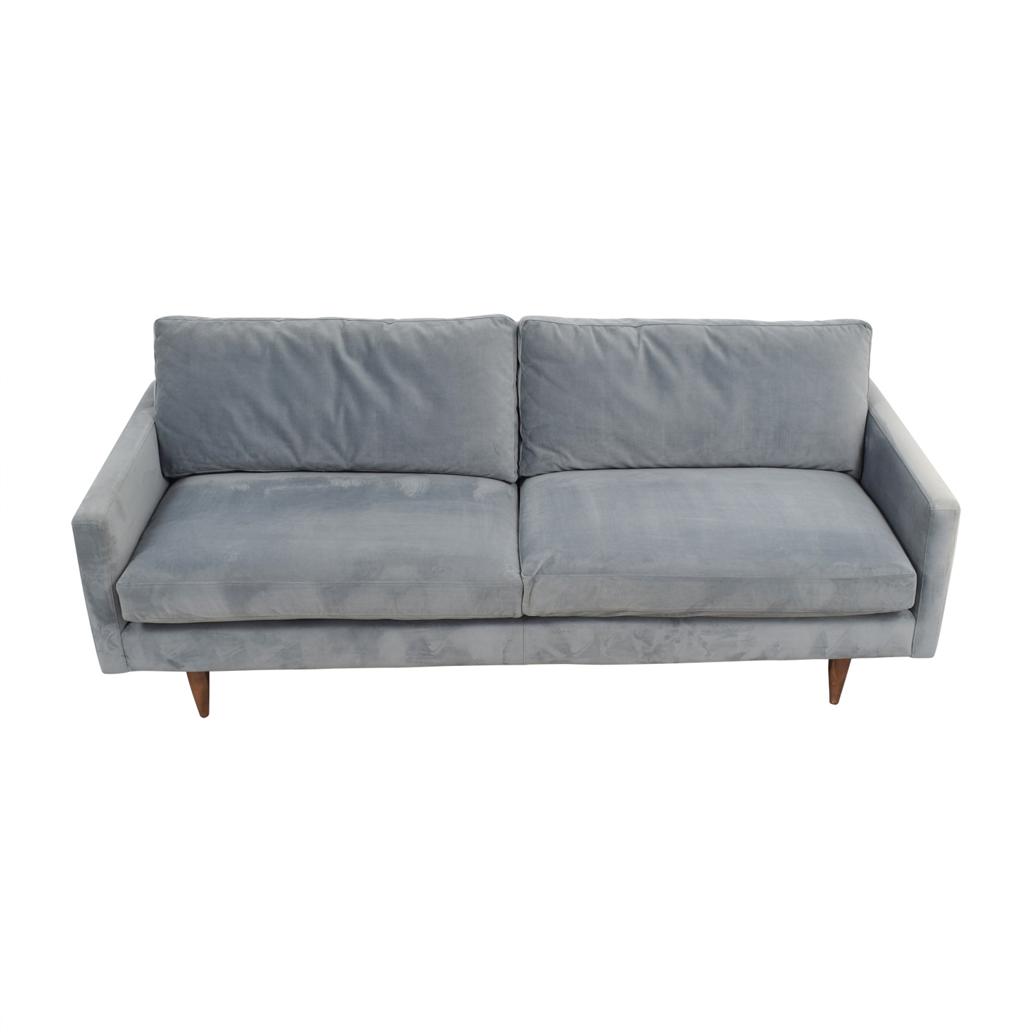 Room & Board Jasper Sofa in Slate Room & Board