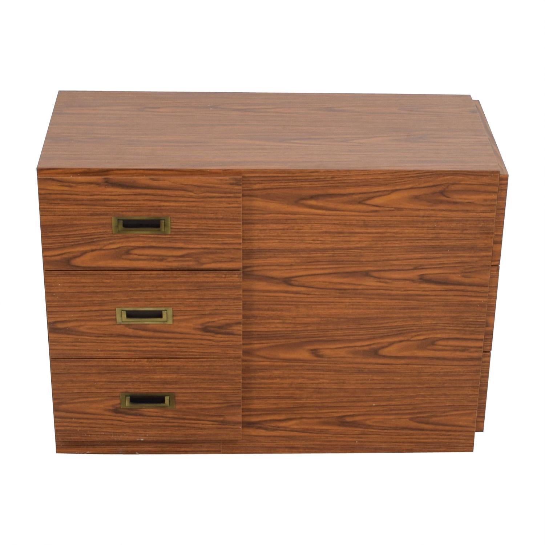 Six-Drawer Side Dresser nj