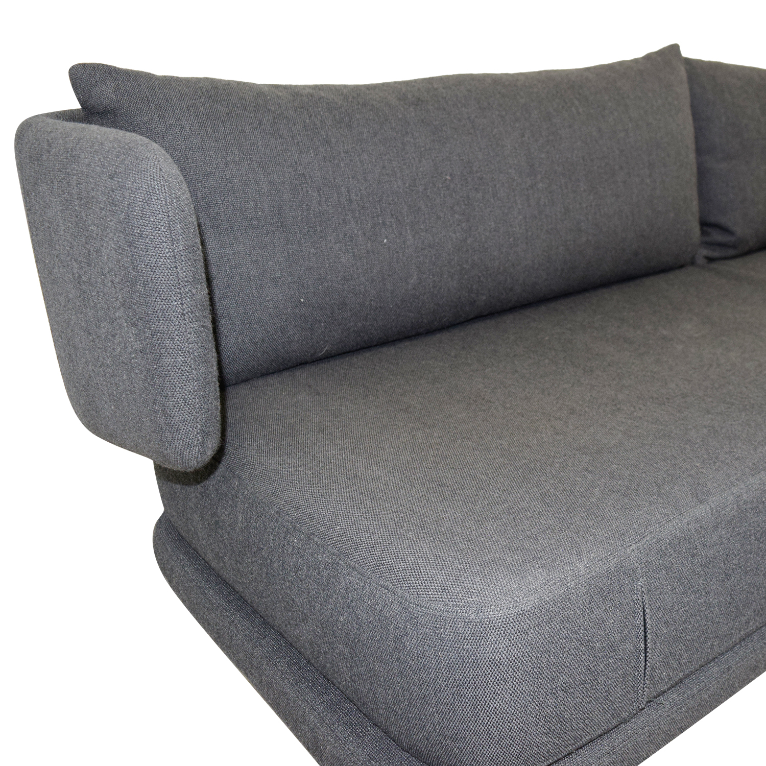 Pleasing 74 Off Design Within Reach Design Within Reach Charcoal Bay Sleeper Sofa Sofas Ncnpc Chair Design For Home Ncnpcorg
