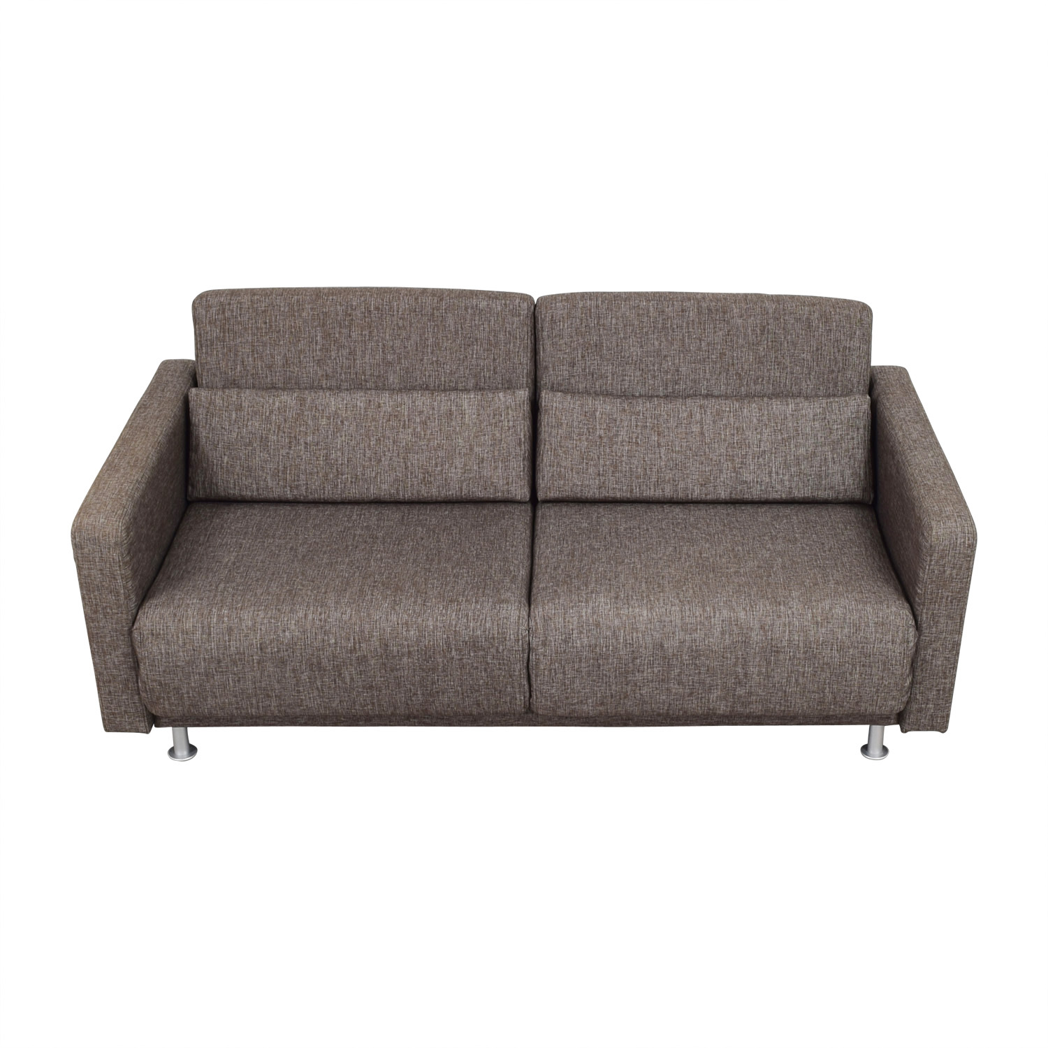 60 Off Bo Concept Bo Concept Melo Brown Reclining Sleeper Sofa Sofas