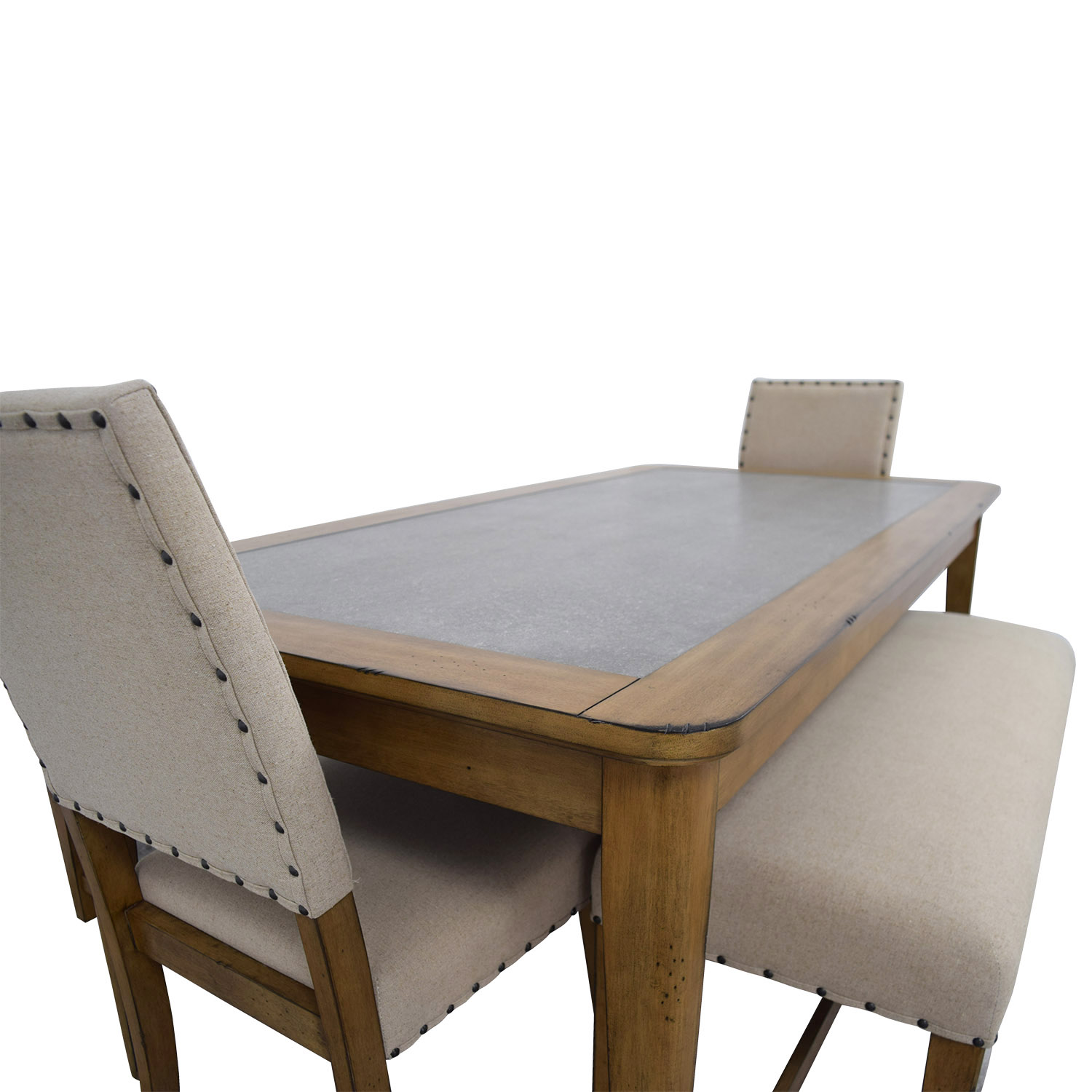 Raymour And Flanigan Dining Chairs: Raymour & Flanigan Raymour & Flanigan Gray
