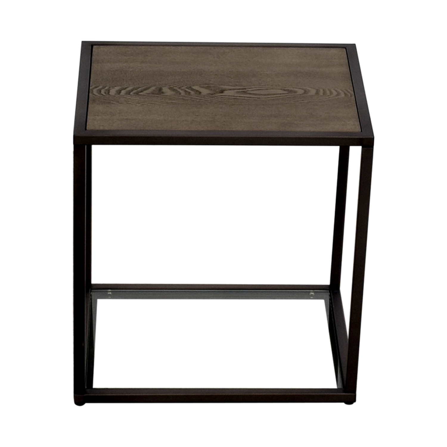 Crate & Barrel Crate & Barrel Switch Side Table dimensions