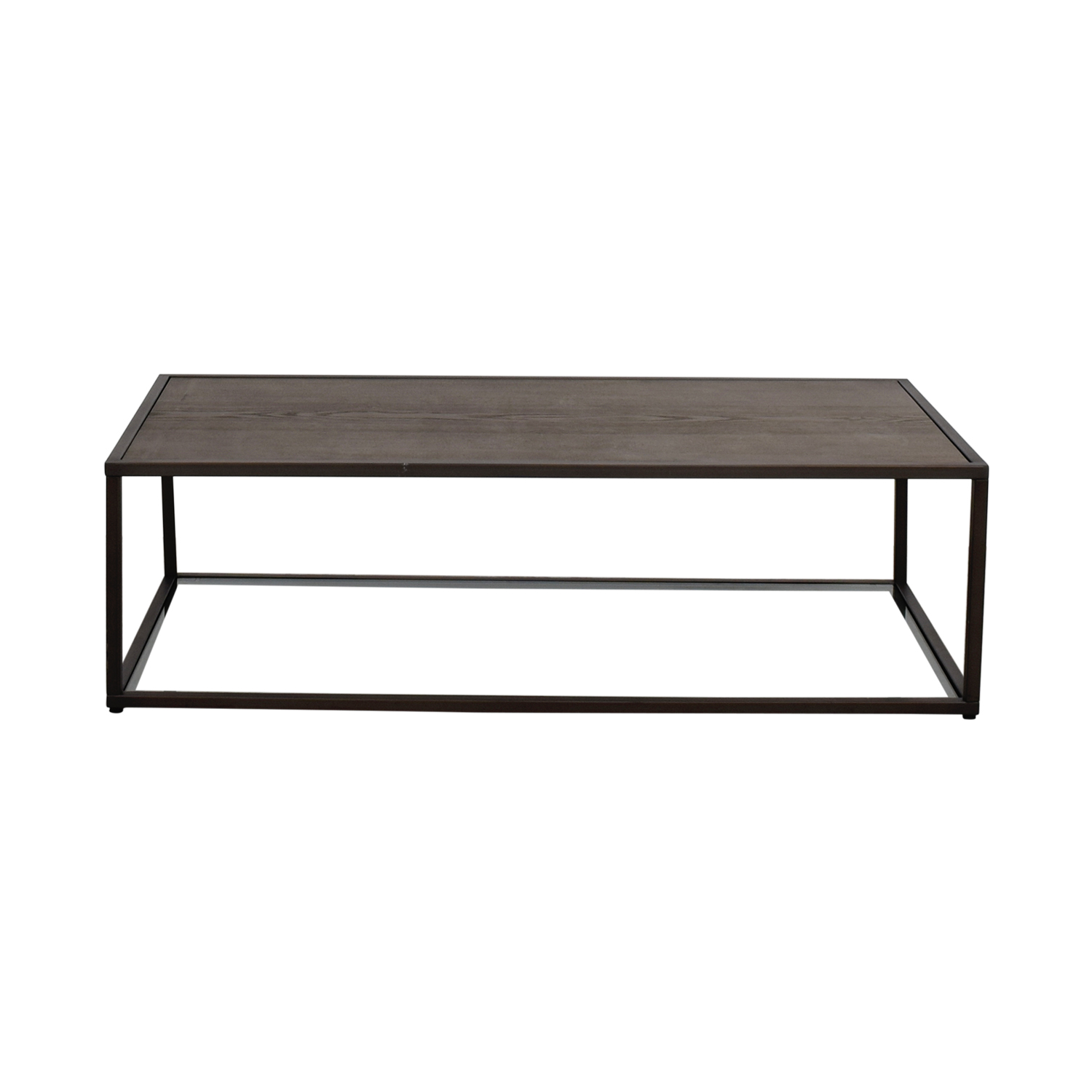 Crate & Barrel Switch Coffee Table sale