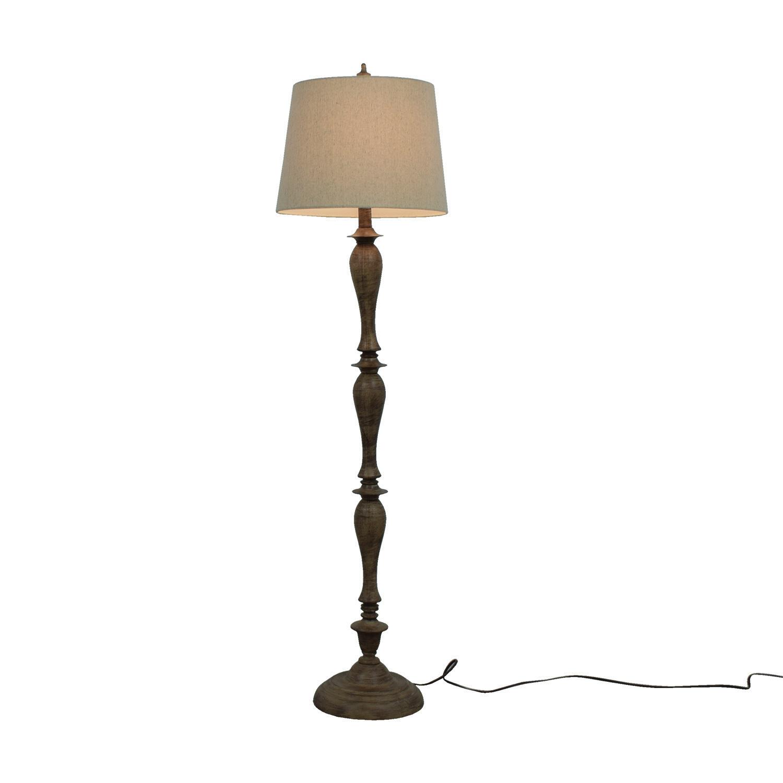 shop Woodland Imports Floor Lamp Woodland Imports Decor