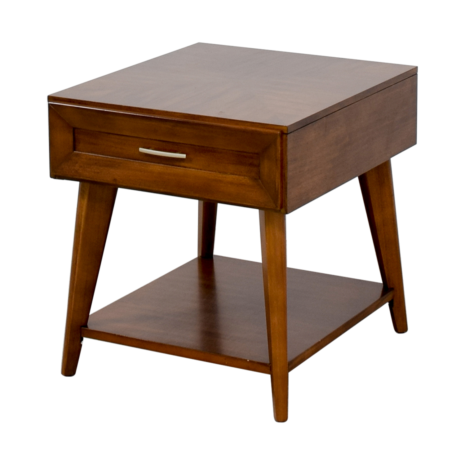 76 Off Raymour And Flanigan Raymour And Flanigan Single Drawer End Table Tables