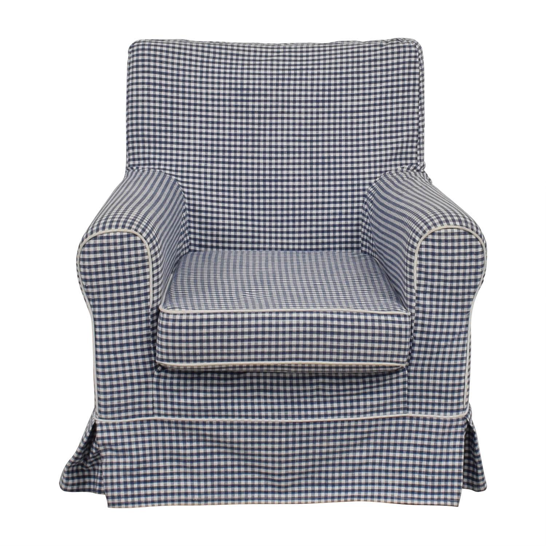 IKEA IKEA Jennylund Armchair dimensions ...  sc 1 st  Furnishare & 90% OFF - IKEA IKEA Jennylund Armchair / Chairs
