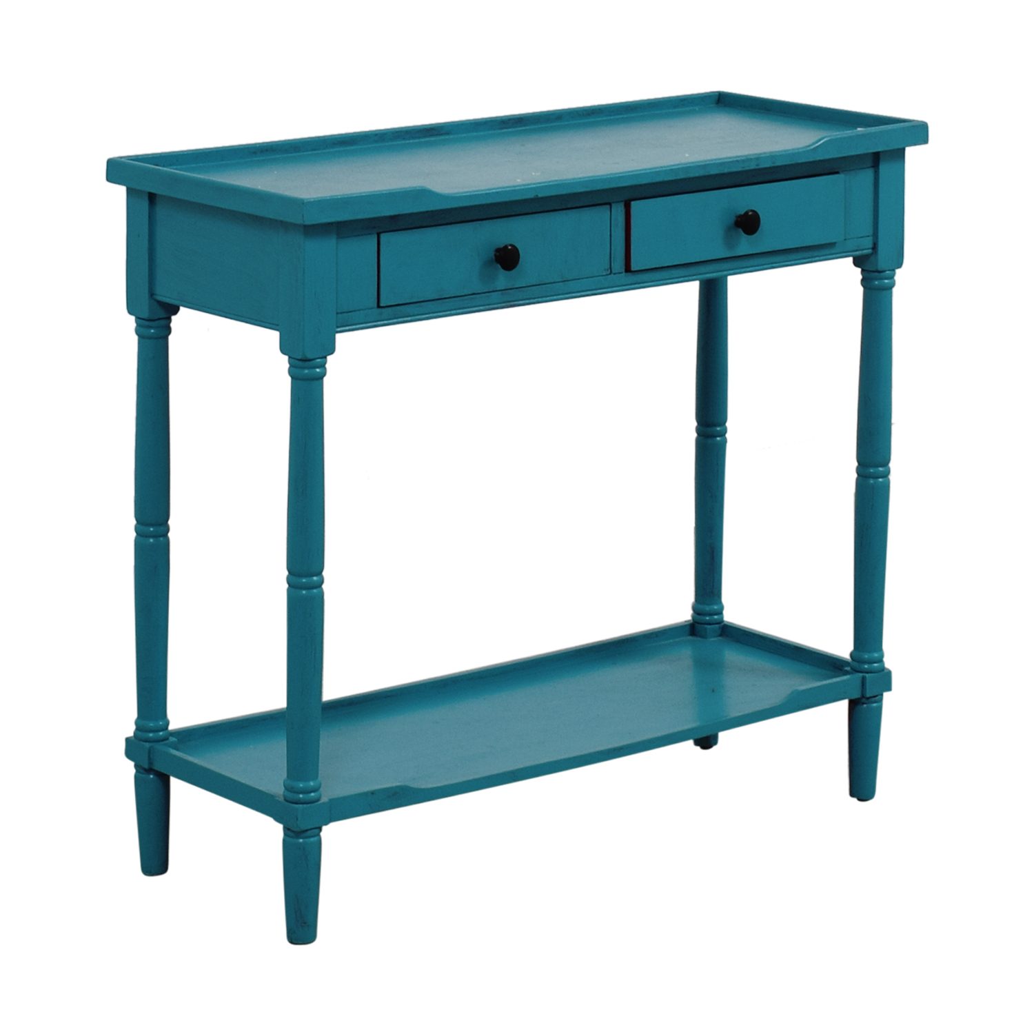 Home Goods Foyer Table : Off homegoods teal entryway table tables