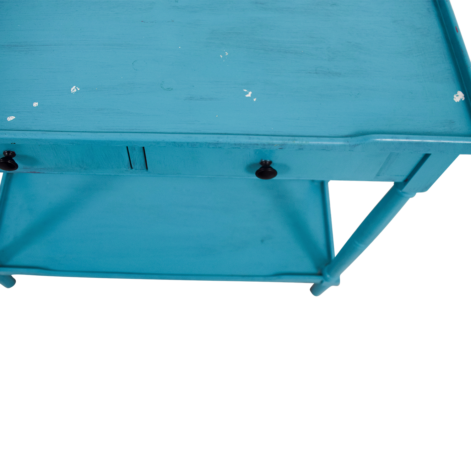 Discount Homegoods: HomeGoods HomeGoods Teal Entryway Table / Tables
