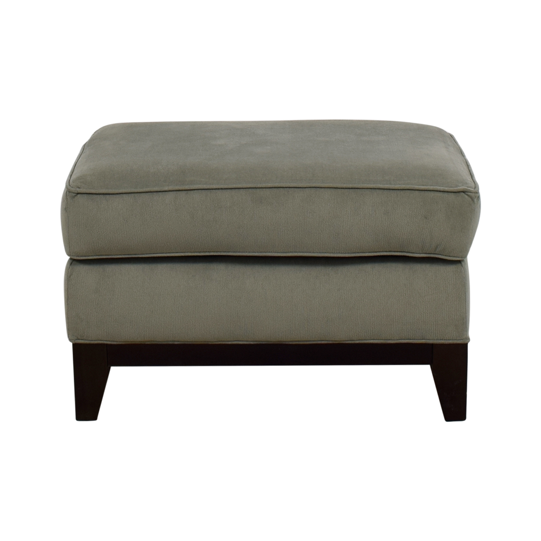Broyhill Broyhill Grey Ottoman Chairs
