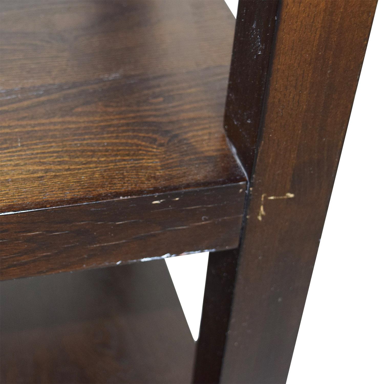 West Elm Desk with Shelves / Home Office Desks