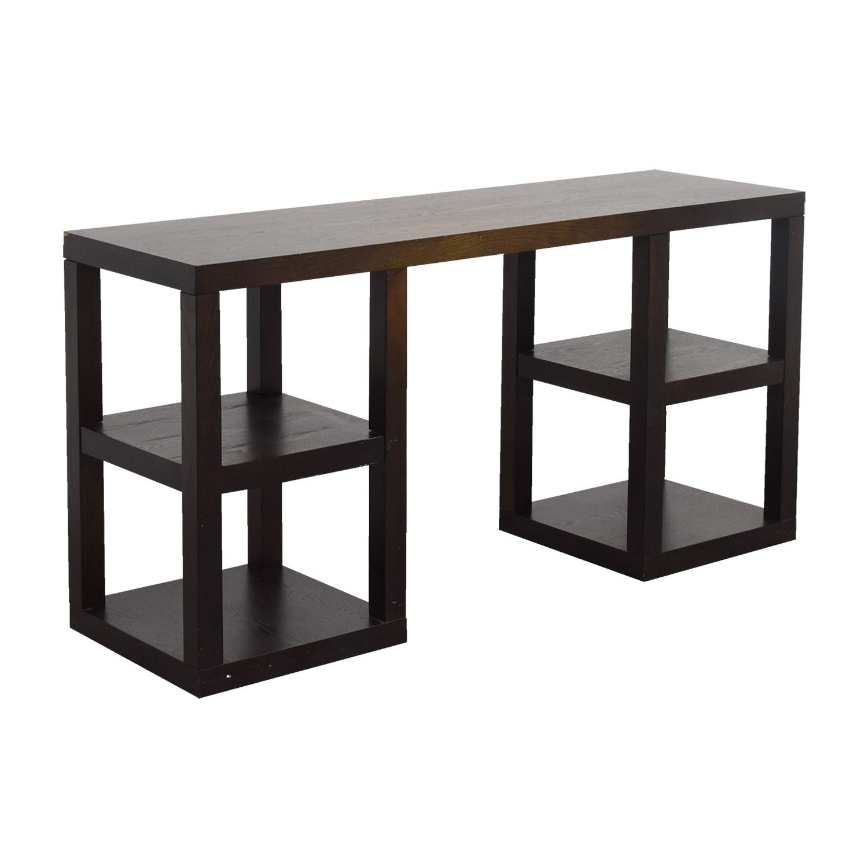 West Elm West Elm Desk with Shelves second hand