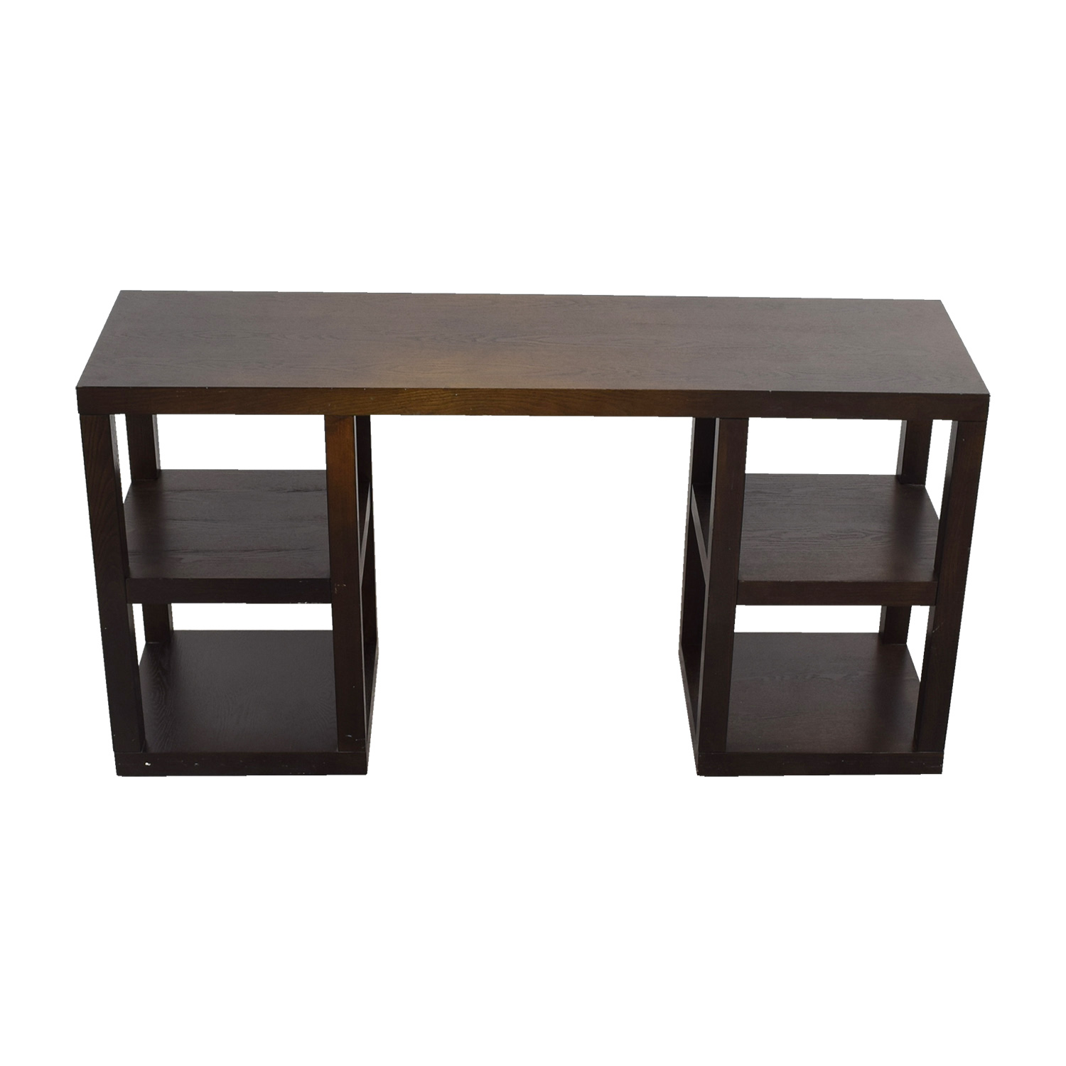 West Elm West Elm Desk with Shelves second hand