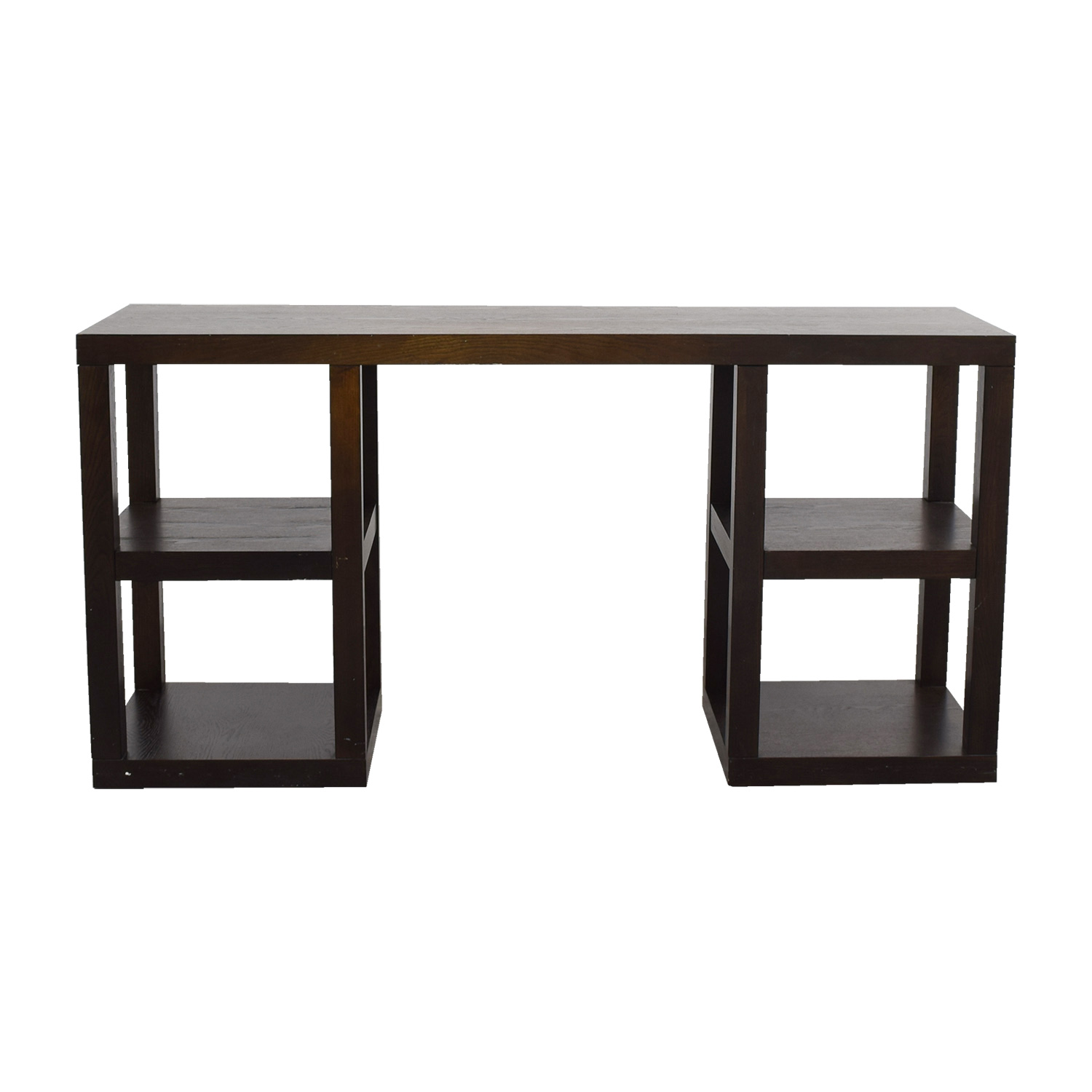 West Elm West Elm Desk with Shelves coupon