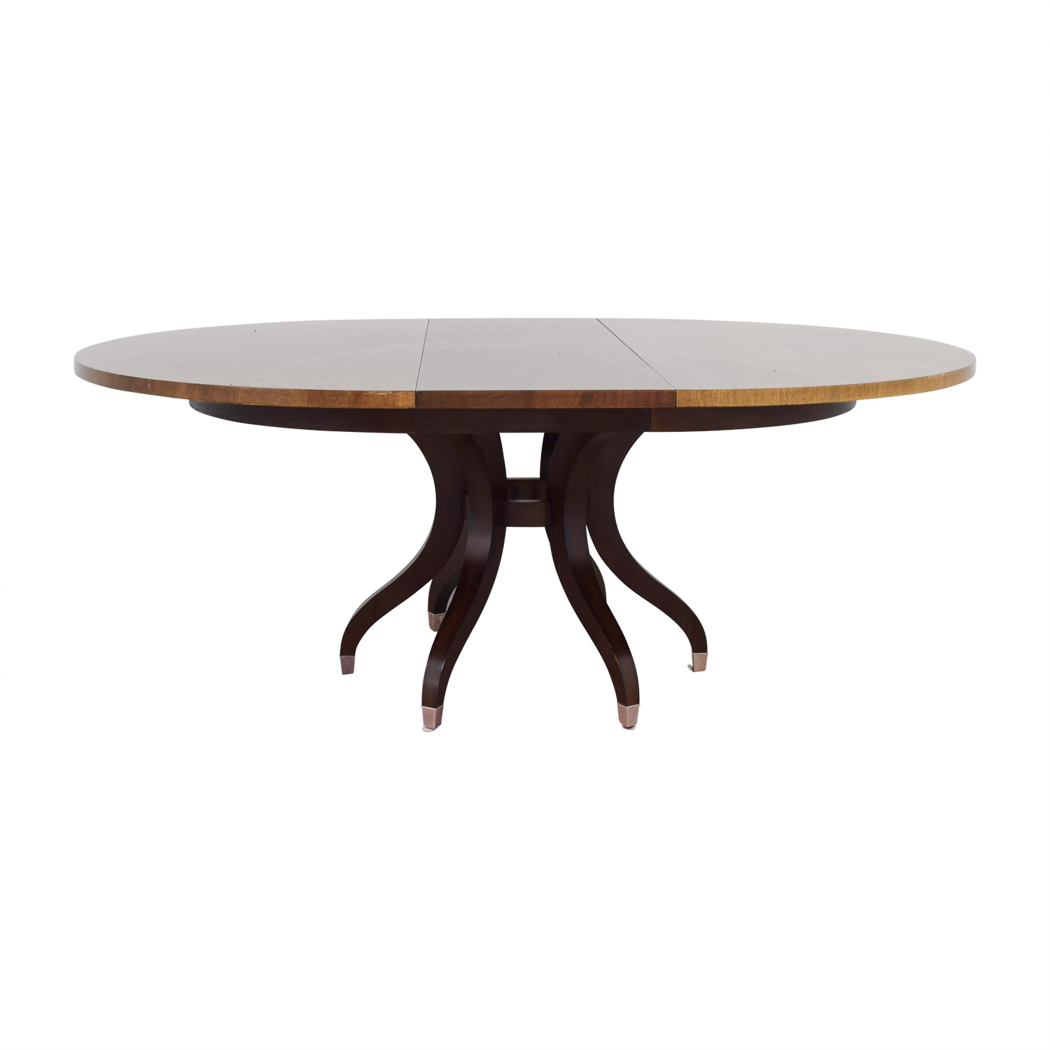90 Off Ethan Allen Ashcroft Dining Table Tables