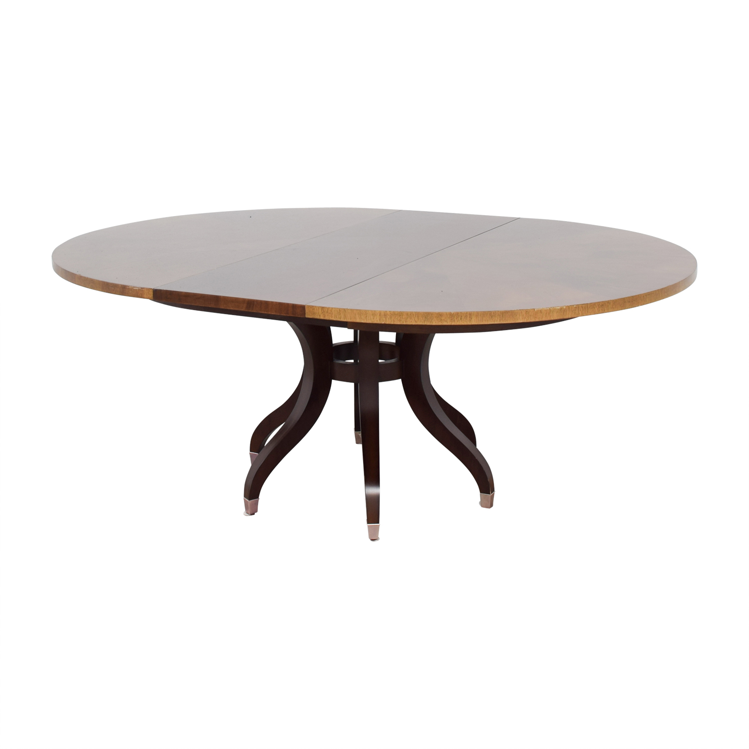 73 off ethan allen ethan allen ashcroft dining table tables - Ethan allen kitchen tables ...