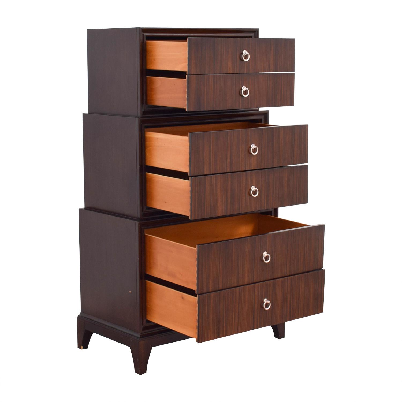 68 off ethan allen ethan allen flynn chest storage for Ethan allen furniture