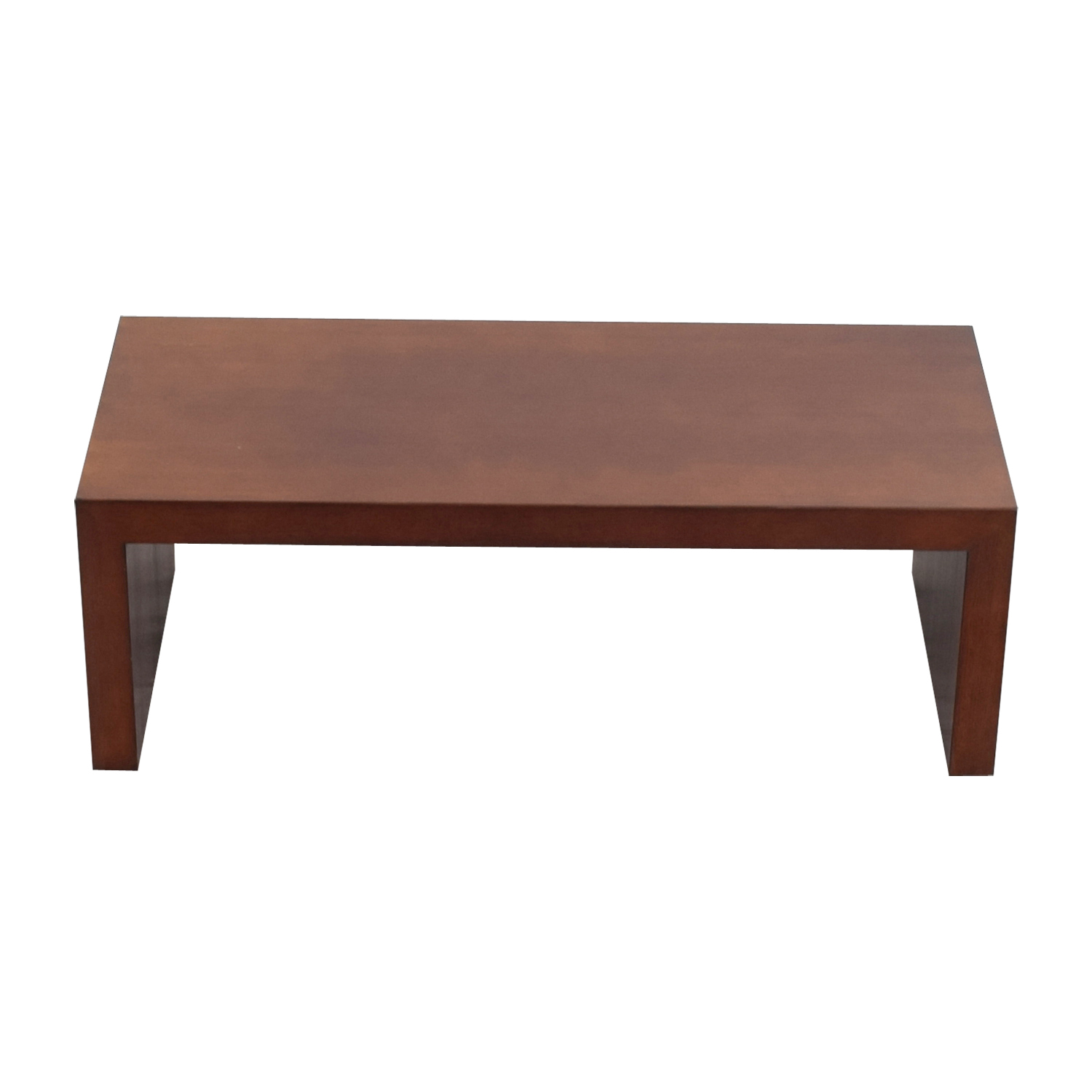 Ethan Allen Ethan Allen Wood Coffee Table second hand