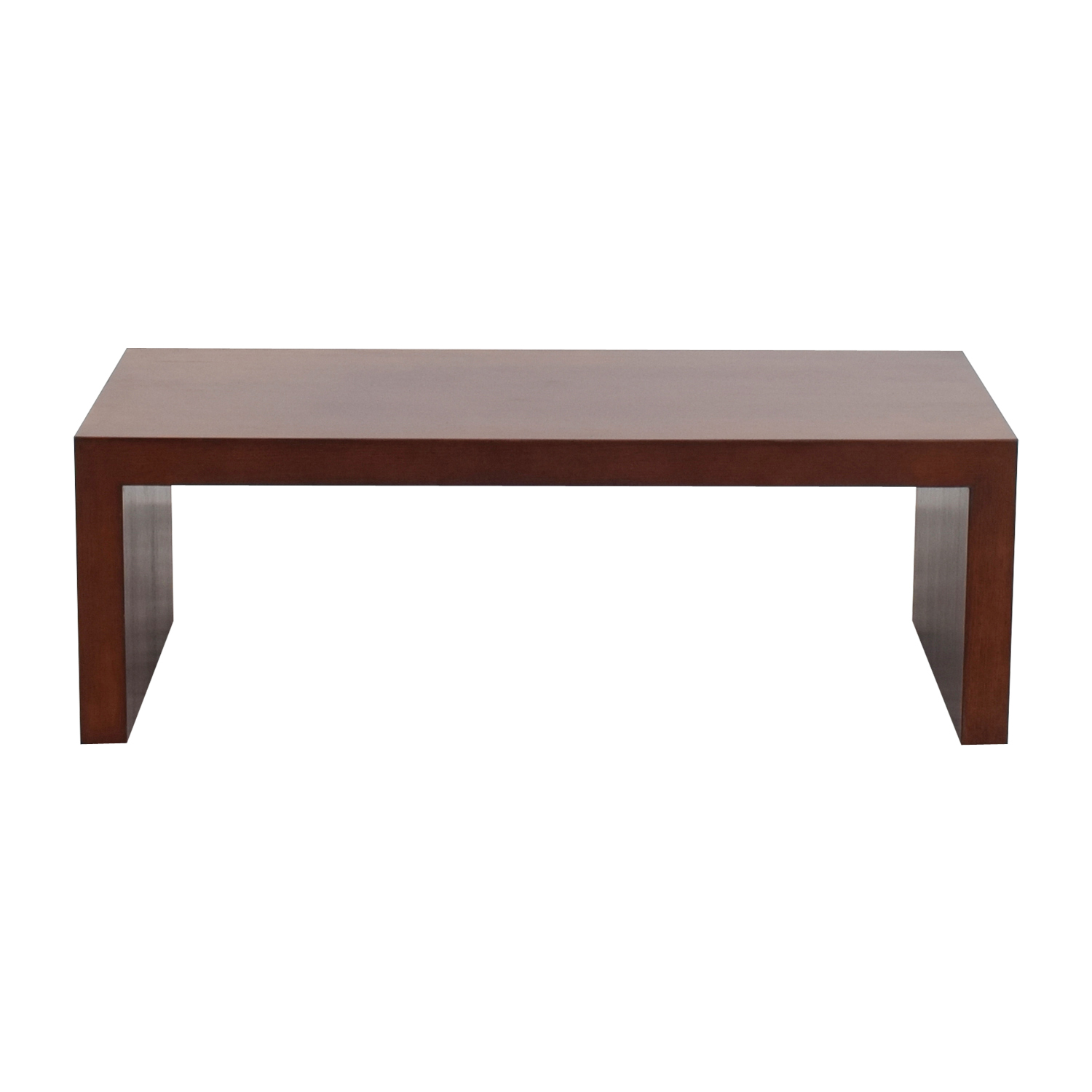 Ethan Allen Ethan Allen Wood Coffee Table dimensions
