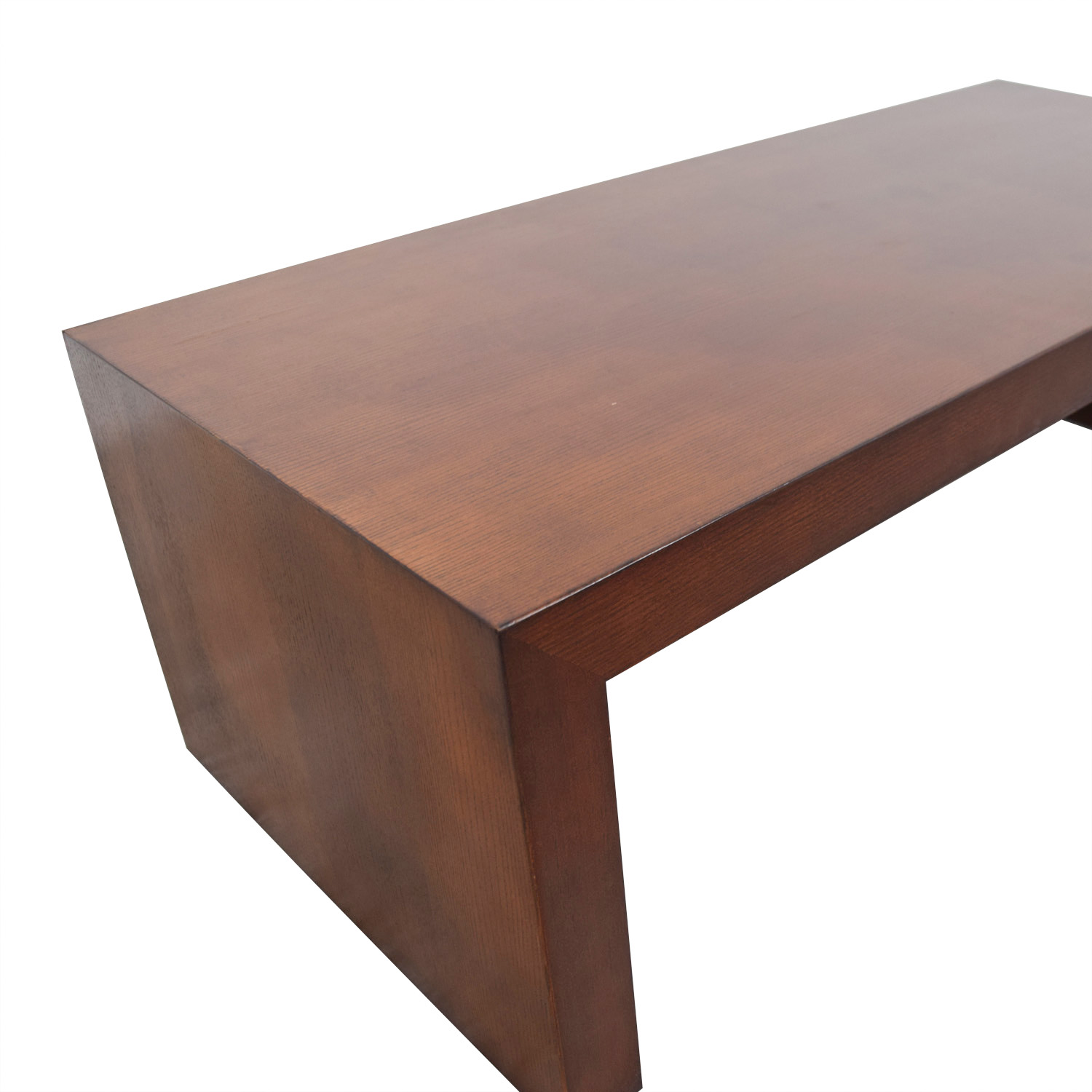 Copper Top Coffee Table Ethan Allen: Ethan Allen Ethan Allen Wood Coffee Table / Tables