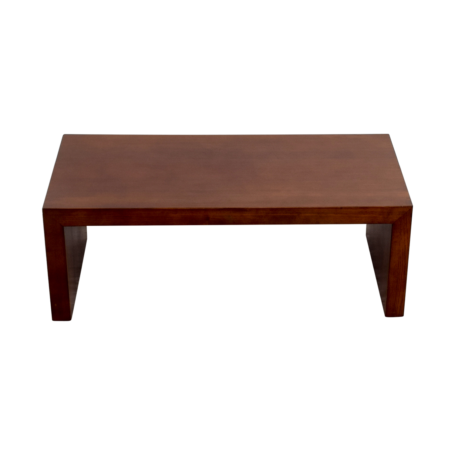shop Ethan Allen Wood Coffee Table Ethan Allen Tables