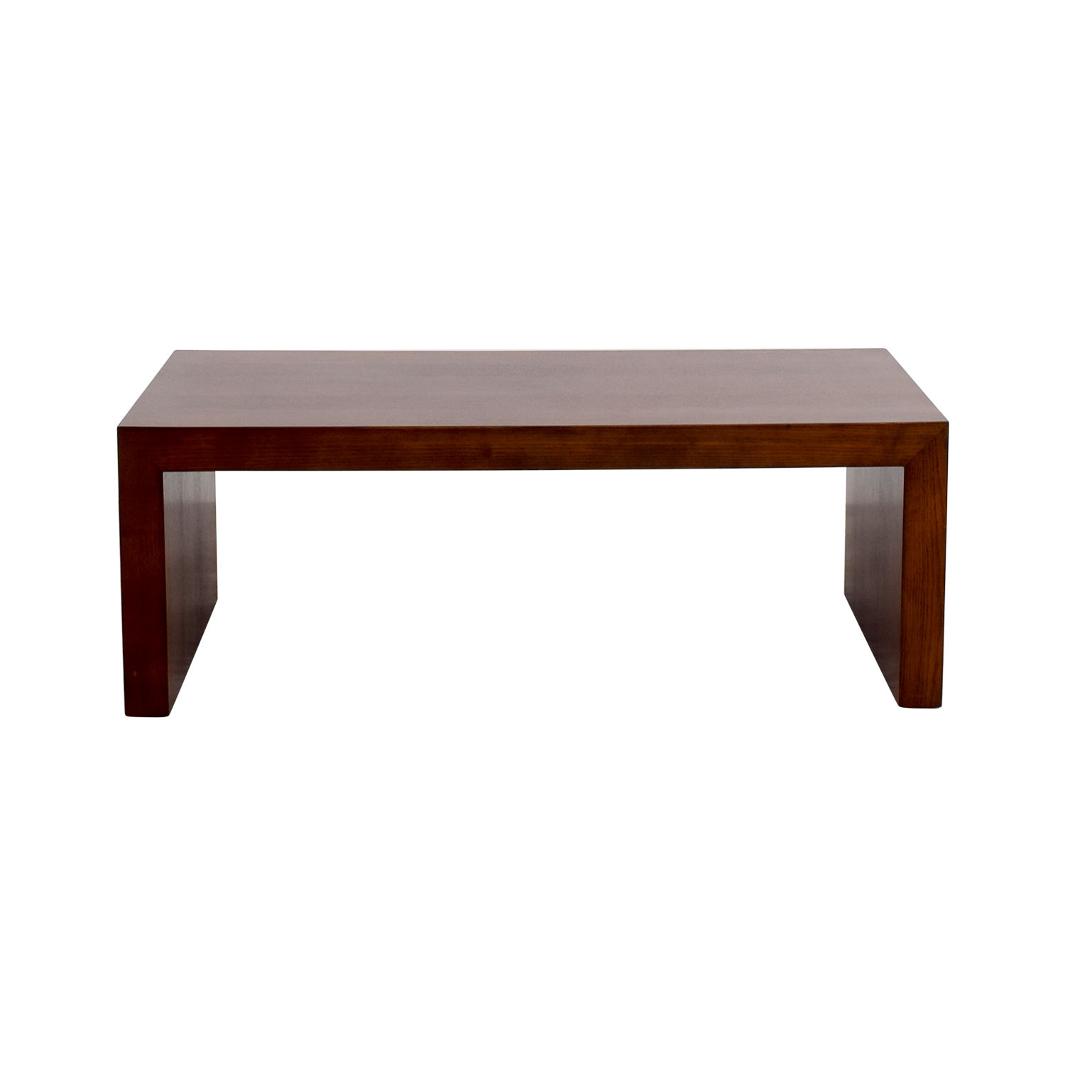 shop Ethan Allen Ethan Allen Wood Coffee Table online