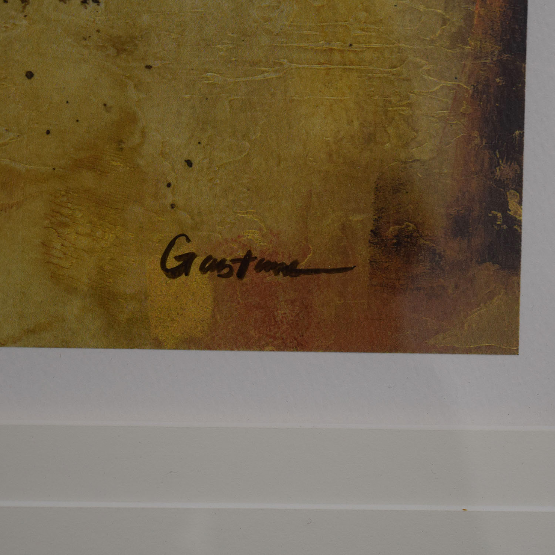 90 Off Ethan Allen Ethan Allen Giclee Framed Artwork