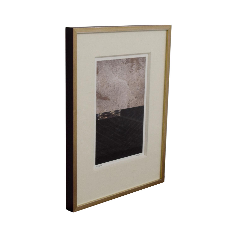 shop Ethan Allen Ethan Allen Order Framed Artwork online