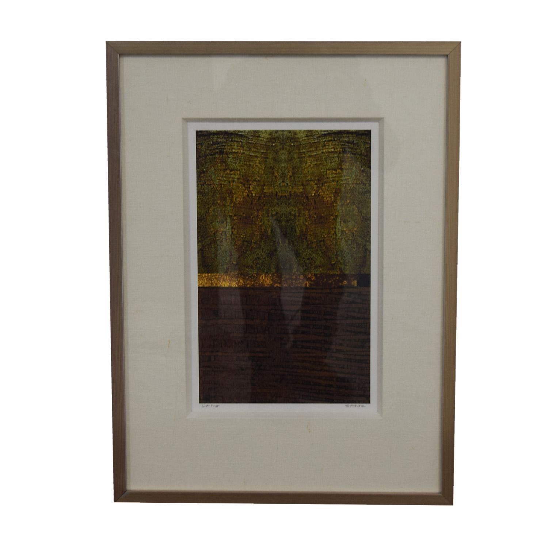 Ethan Allen Ethan Allen Laing Framed Artwork nyc