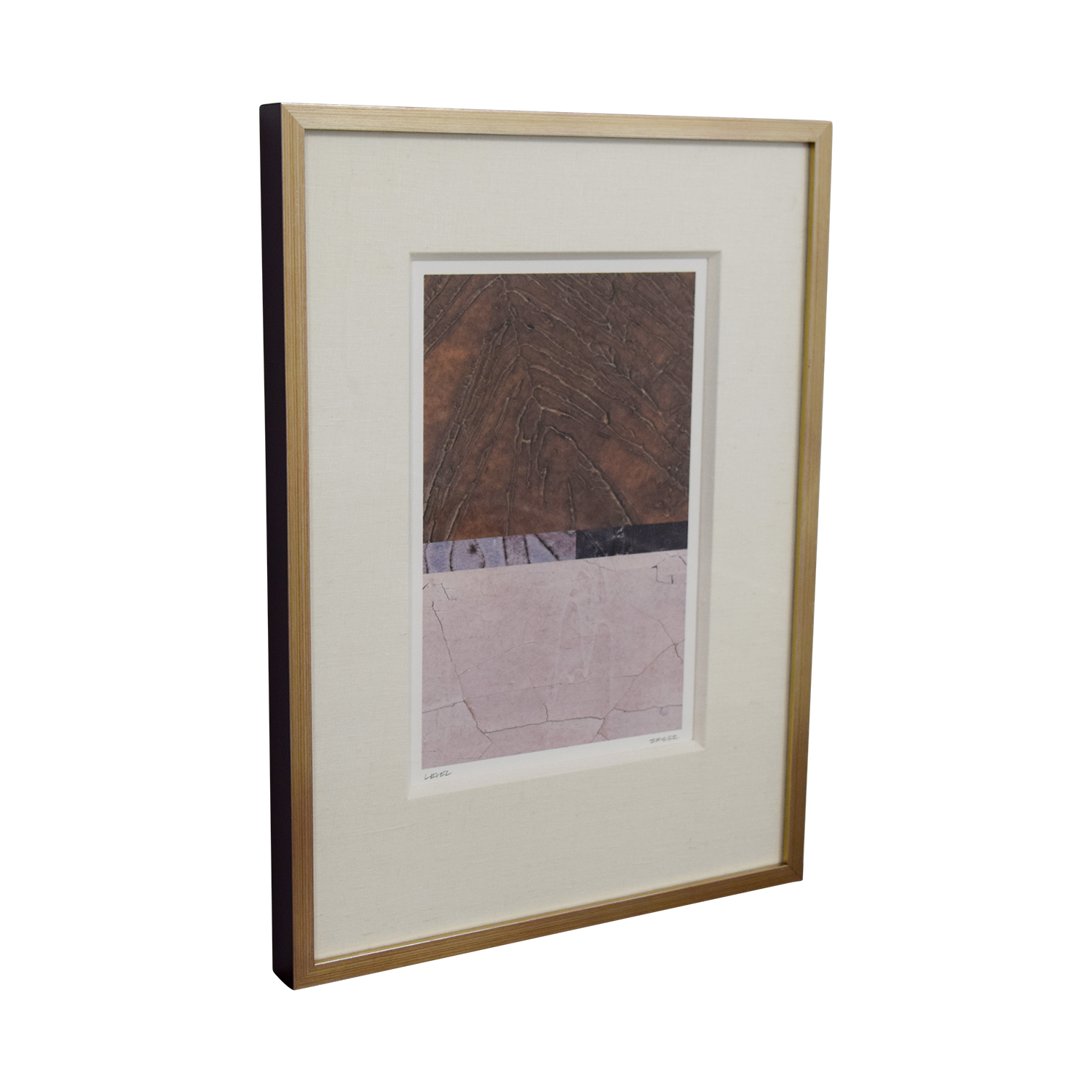 Level Framed Artwork for sale
